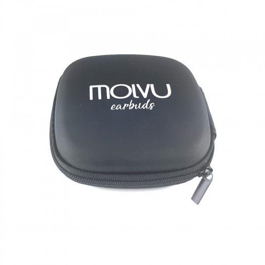 Audifonos Bluetooth Molvu X Negro