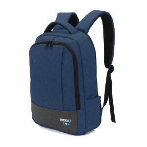 Mochila para Laptop Molvu U2 Azul