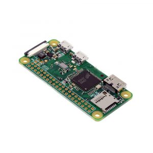 Raspberry Pi Zero W para Desarrolladores con CPU de 1GHz 512MB RAM