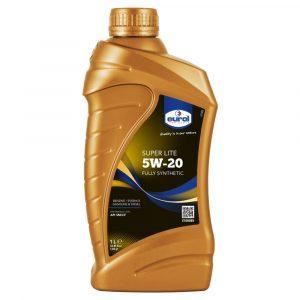 Aceite de Motor 5W-20 Super Lite Eurol 1 Litro