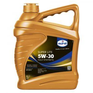Aceite de Motor 5W-30 Eurol Super Lite 4 Litros