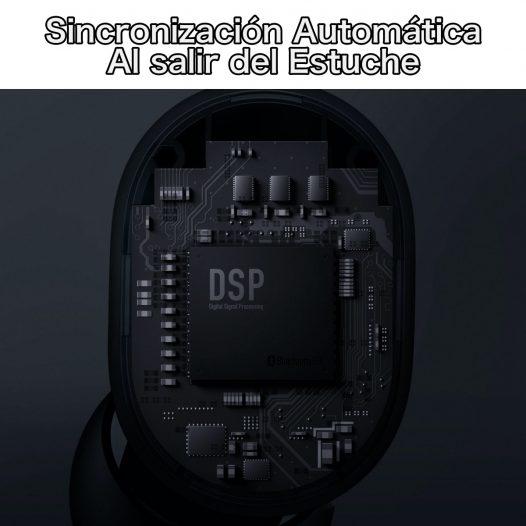Xiaomi Mi AirDots Basic 2 Negros