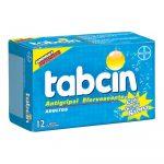 Tabcin Antigripal Efervecente Caja de 12 Tabletas