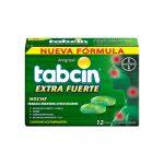 Tabcin Extra Fuerte Noche Gel Caja de 12 Tabletas