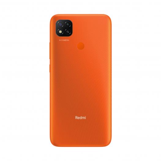 Xiaomi Redmi 9C 3GB RAM 64GB ROM Liberado Naranja