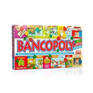 Bancopoly edición Aniversario METTA