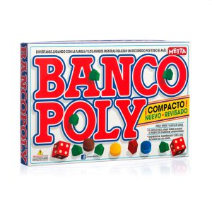 Bancopoly Compacto Metta
