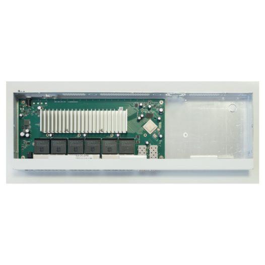 Switch de 24 puertos Gigabit con 2 SFP+ para Rack Mikrotik