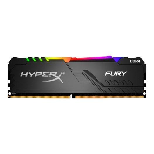 Memoria Ram DDR4 16GB 3200MHz HyperX Fury RGB