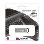 Memoria USB de 64GB Kingston Kyson USB 3.2 Gen 1