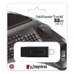 Memoria USB de 32GB USB 3.2 Gen 1 Kingston Exodia