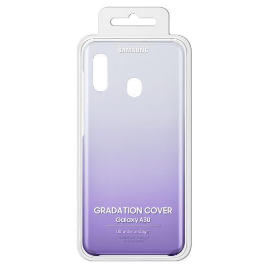 Case para Samsung A30 Gradation Cover Violeta