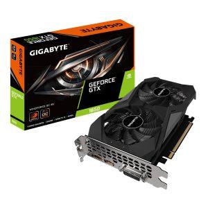 Gigabyte GeForce GTX 1650 D6 WindForce OC 4GB GDDR6