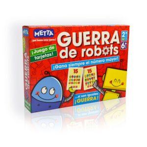 Guerra de Robots METTA