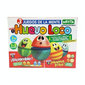 Huevo Loco METTA
