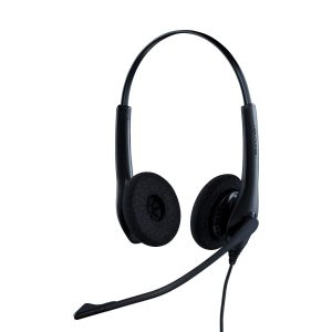 Jabra BIZ 1500 Duo USB Audifonos para Call Center