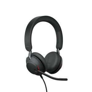 Jabra Evolve2 40 UC USB-A Audifonos para Call Center