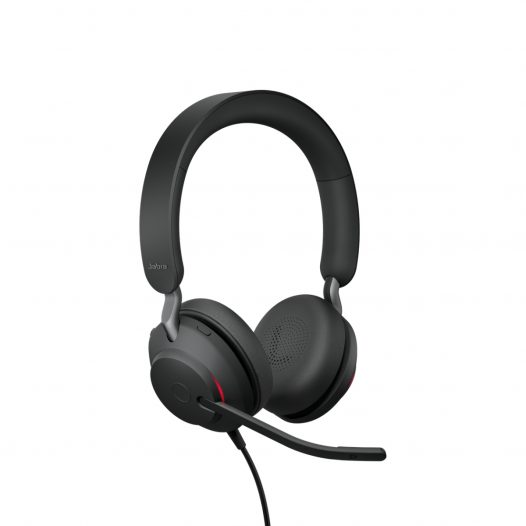 Jabra Evolve2 40 UC USB-A Audifonos para Call Center