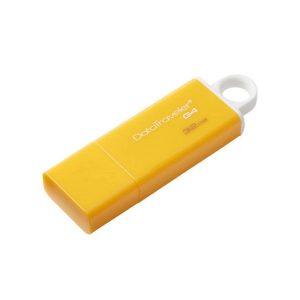 Memoria USB Kingston de 32GB USB 3.0 DTIG4 Amarillo