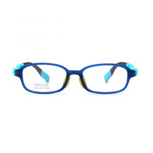 Lentes para Niño 2105 Azul con Celeste