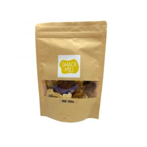 Snack Deshidratado Mixto 100% Natural 100g