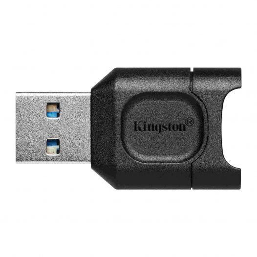 Kingston MobileLite Plus  Lector de MicroSD USB 3.2 GEN 1