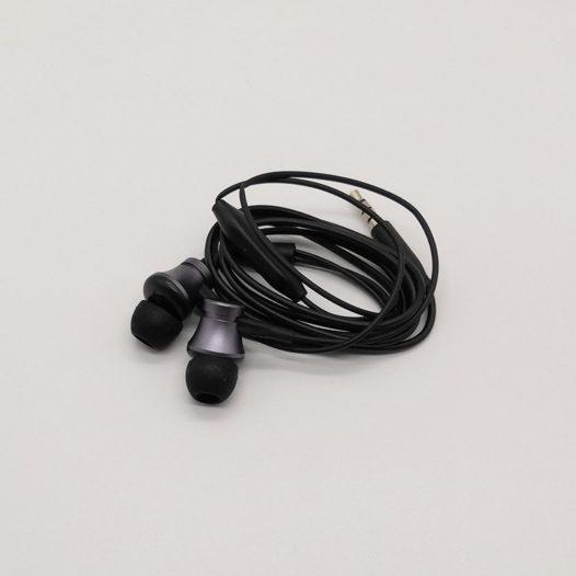 Audífonos Xiaomi Mi Ear Headphones Basic Global Negro