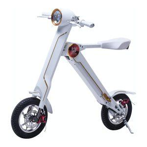 Scooter Eléctrico Millenial color Blanco