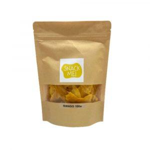 Snack Deshidratado de Piña 100% Natural 100g