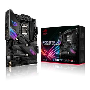 Asus ROG Strix Z490E Gaming Motherboard