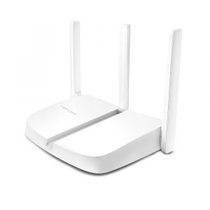 Router inalámbrico N300 Mbps 3 Antenas Mercusys
