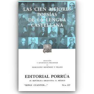 Cien Mejores Poesias de la Lengua Castellana