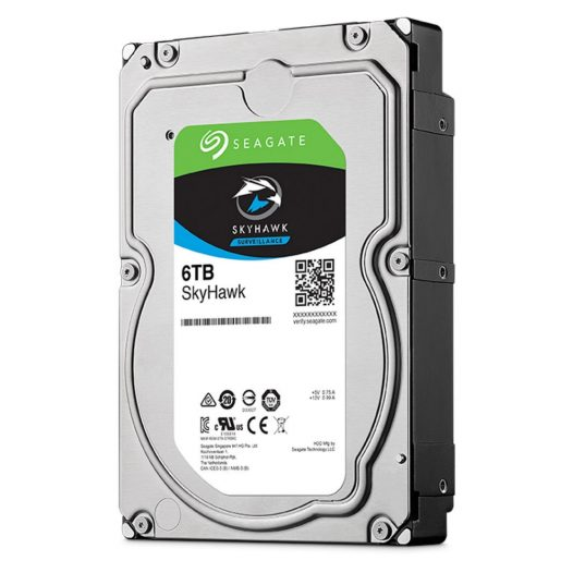 "Disco duro Interno 6TB 3.5"" SATA para Videovigilancia"
