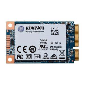 Unidad de Estado Solido UV500 Kingston de 480GB en formato mSATA