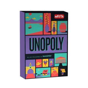 METTA juego de mesa Unopoly
