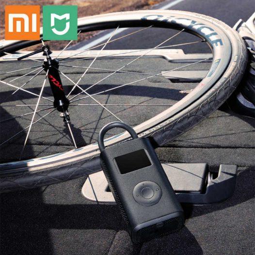 Xiaomi Inflador para Neumáticos con Monitoreo Digital