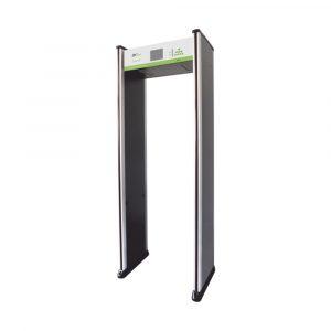 Detector de Metales con Medición de Temperatura ZK-D3180S TD ZKTeco