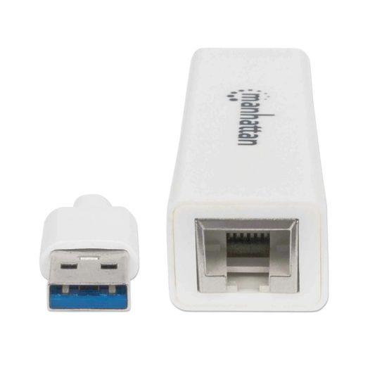 Adaptador de USB 3.0 a RJ-45 GB Ethernet Gigabit