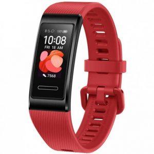 Huawei Band 4 Pro Pulsera deportiva Roja