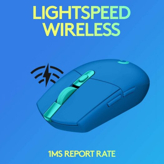 Mouse Inalámbrico Gaming Logitech G305 Ligthspeed