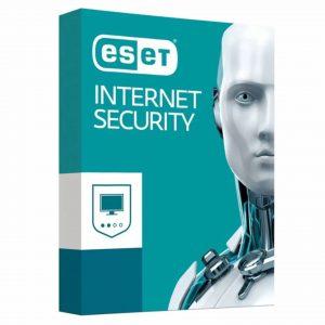Licencia ESET Internet Security 3 PC 1Año