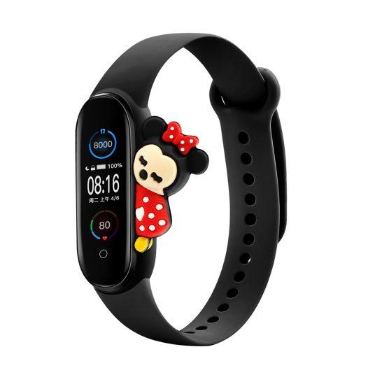 Pulsera para Xiaomi Mi Band 5 Diseño Minnie Mouse