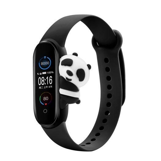 Pulsera para Xiaomi Mi Band 5 Diseño de Panda
