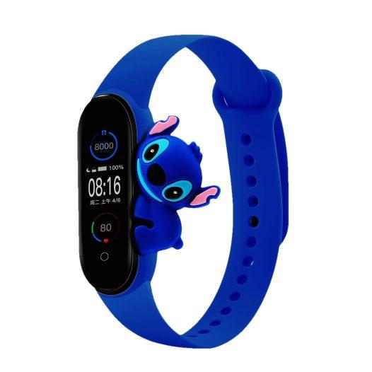Pulsera para Xiaomi Mi Band 5 Diseño de Stitch