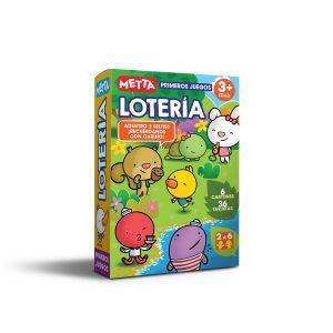 Lotería Animalitos Metta