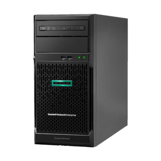 Servidor HPE ProLiant ML30 Gen10 16GB RAM 1TB HDD
