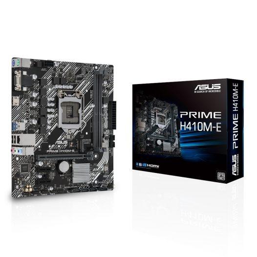 Tarjeta Madre Asus H410 LGA 1200 Intel 10ma Gen mic-ATX