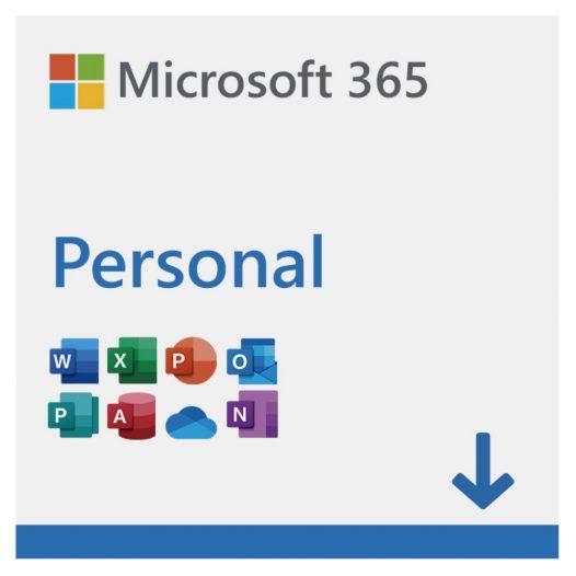 Licencia de Microsoft 365 Personal ESD 1 Año