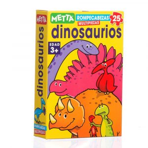Rompecabezas multipiezas Dinosaurios