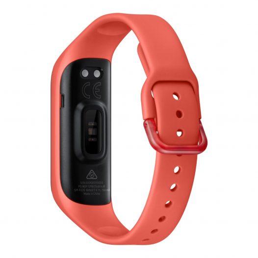 Samsung Galaxy Fit 2 color Rojo Escarlata